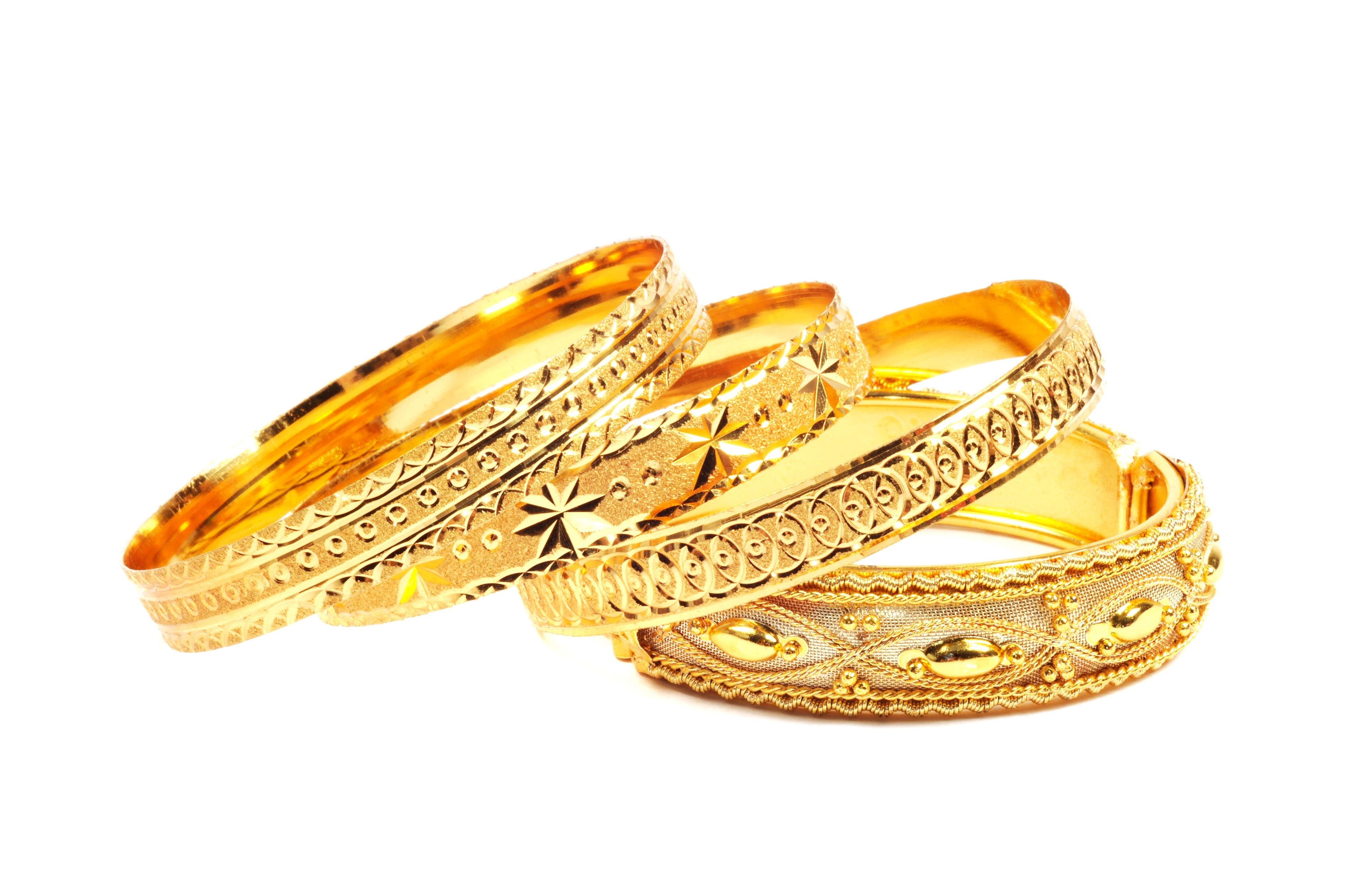 Tumbling gold prices should spell good news for gold jewelry - PJ ...
